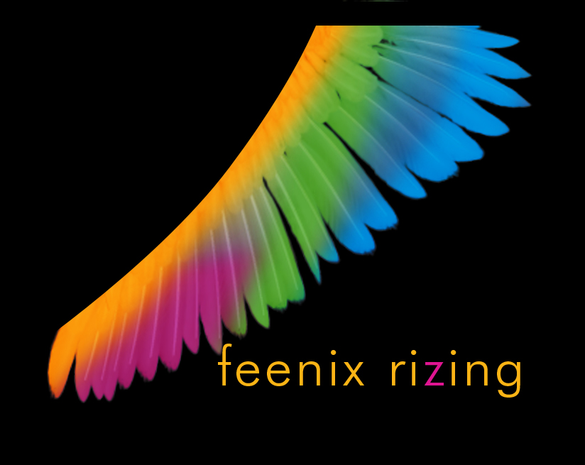 Graphic~feenix rizing by Alexander Levich