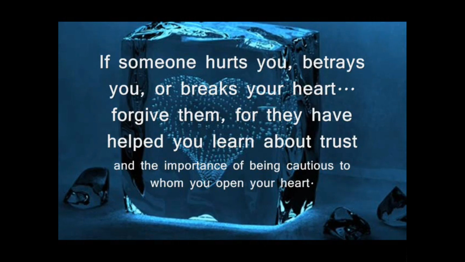Quotes About Feeling Betrayed: Cryominute Eclectic Avenue