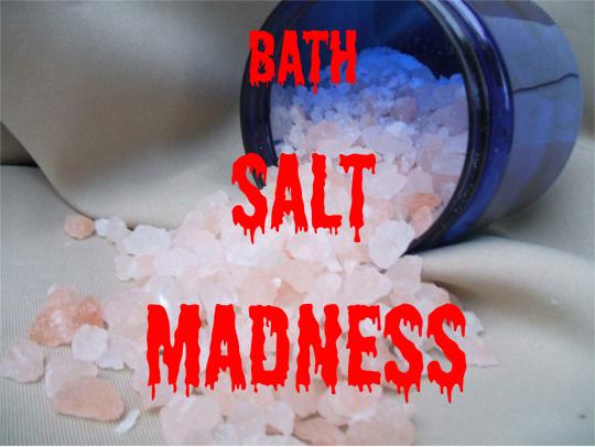 Bath Salts~ Cannibalism in Miami (2/2)