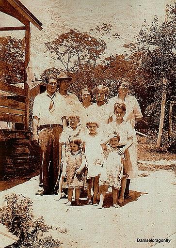 1930 Ancestors~Copyright ©2012 Cynthia Martz