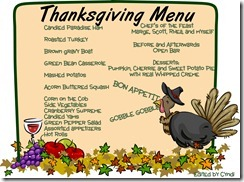 2012_Thanksgiving_Menu