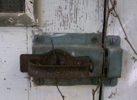 Rustic Door Handle