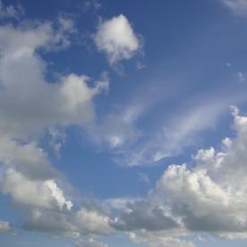 Cotton Clouds © Cynthia Martz