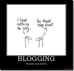 blogging-demotivational
