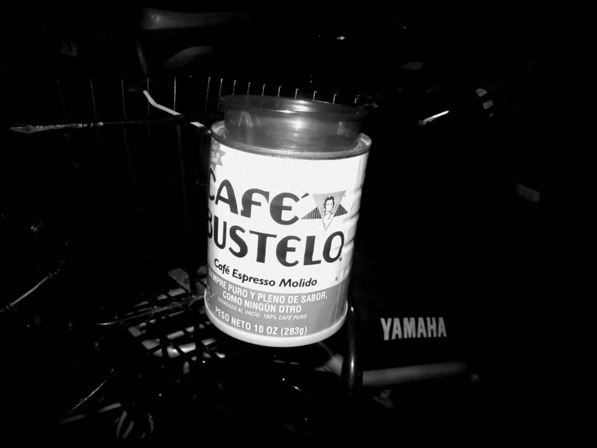 Bustelo Coffee Holder ZumaYamaha
